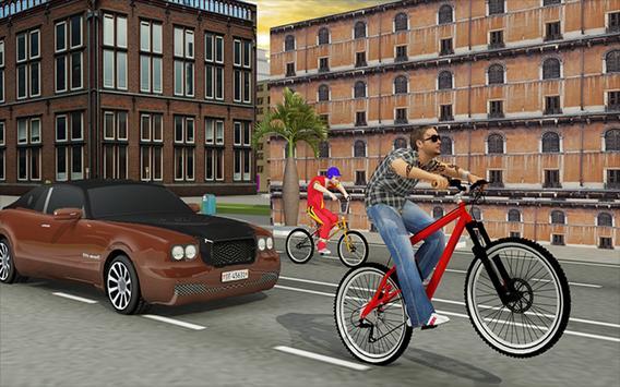 Bicycle Rider Race BMX apk screenshot