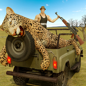 Sniper Hunter Safari Survival icon