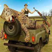 Sniper Hunter Safari Survival icon