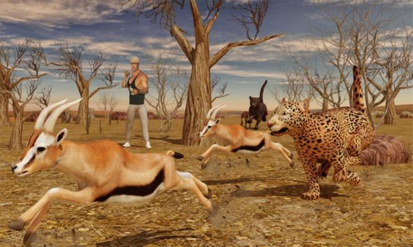 Sniper Hunter Safari Survival poster