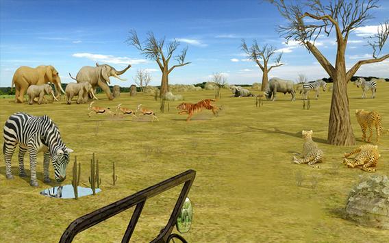 Sniper Hunter Safari Survival screenshot 11