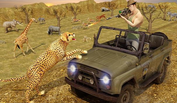 Sniper Hunter Safari Survival apk screenshot