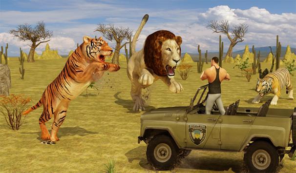 Sniper Hunter Safari Survival screenshot 21