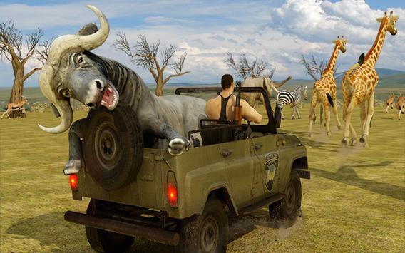Sniper Hunter Safari Survival screenshot 9
