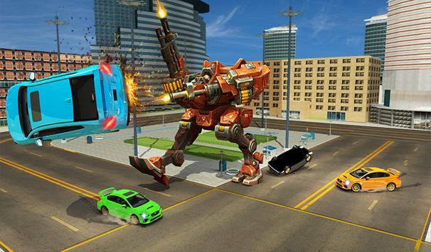 Robot Car Transformation screenshot 16