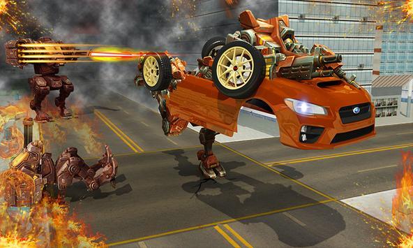 Robot Car Transformation screenshot 3