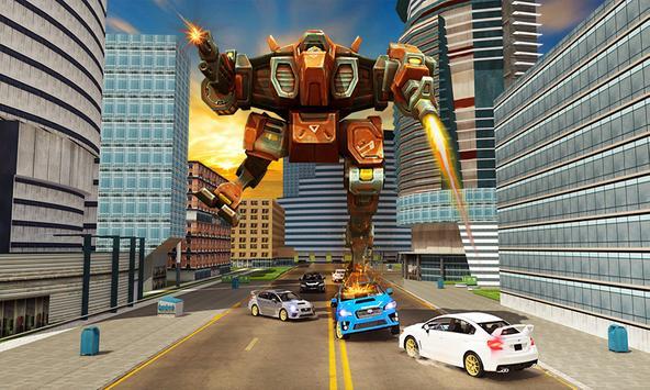 Robot Car Transformation screenshot 4