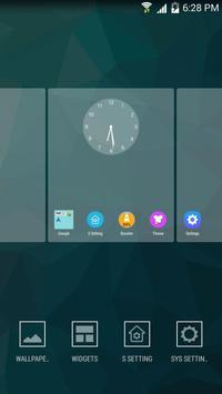 S Launcher imagem de tela 2