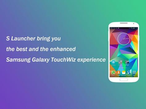 S Launcher (Galaxy S7 Launcher apk screenshot