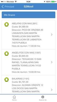 S2Movil Solidario apk screenshot