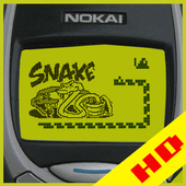 Game snake classic 1997 HD icon