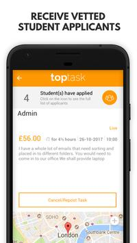Toptask | Research, graphic design, admin & more apk screenshot