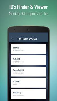IDs Finder for Android Device screenshot 2