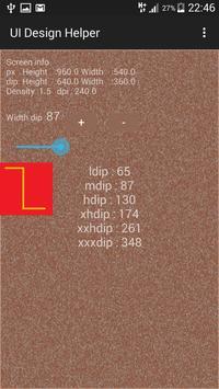 UI Design Helper poster
