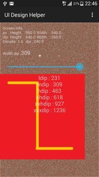 UI Design Helper apk screenshot