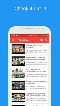 FidgetTube - Fidget Spinner tips & tricks video screenshot 2