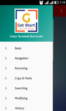 Linux Terminal Shortcuts for Android - APK Download