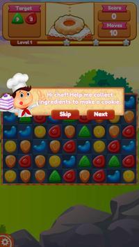 Blast Cookie Boom apk screenshot