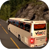 Modern Offroad Uphill Bus Simulator icon