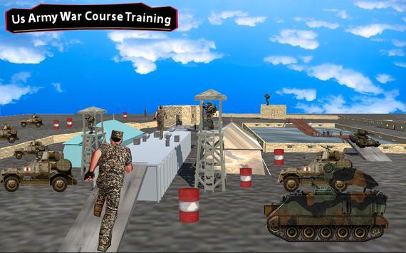 US Army War Course Training apk screenshot