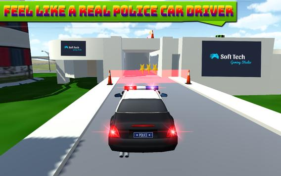 Highway Police Criminal Chase In City apk screenshot