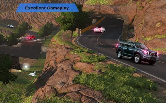 Luxury SUV Prado Offroad Car apk screenshot