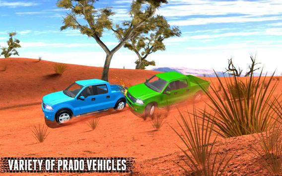 4x4 Desert Prado Race Drive poster