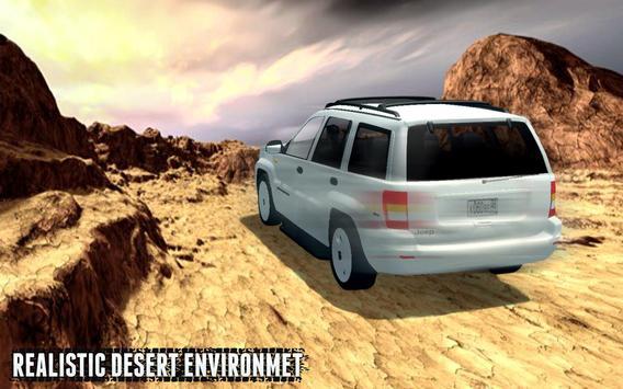 4x4 Desert Prado Race Drive apk screenshot