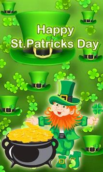 St.Patricks Day Live Wallpaper apk screenshot