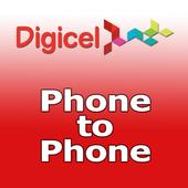 Digicel Phone to Phone icon