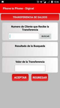 Digicel Phone to Phone screenshot 2