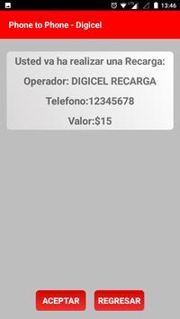 Digicel Phone to Phone screenshot 5
