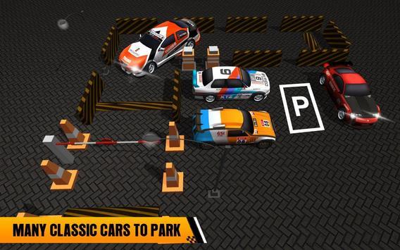 Hard Car Parking 2018: Multi Level Parking Game 🚗 poster
