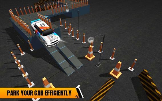 Hard Car Parking 2018: Multi Level Parking Game 🚗 screenshot 1