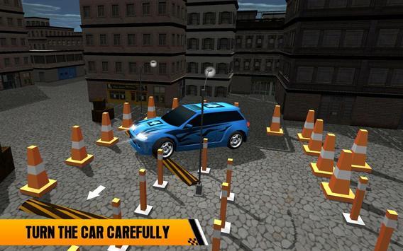 Hard Car Parking 2018: Multi Level Parking Game 🚗 screenshot 2