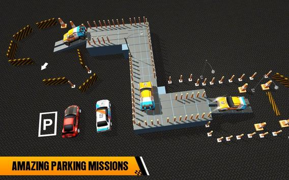 Hard Car Parking 2018: Multi Level Parking Game 🚗 screenshot 3