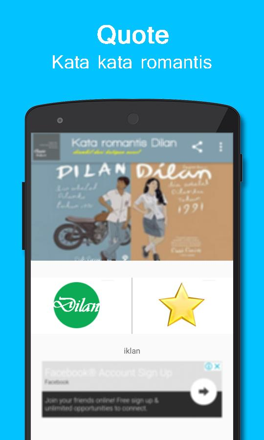 Kata Kata Dilan Yang Berat For Android Apk Download