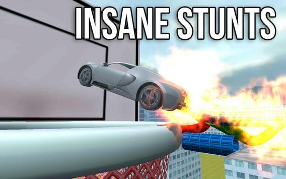 CRAZY TUBE STUNT : Pipe Race apk screenshot