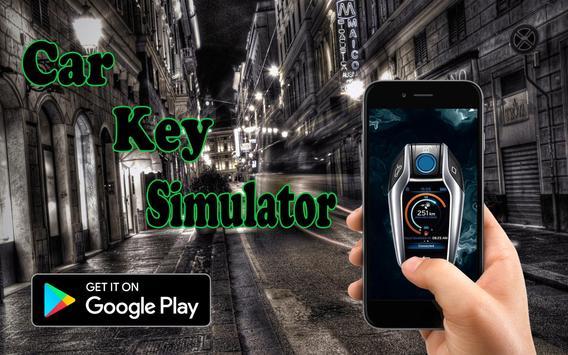 Remote Lock Car simulator apk screenshot