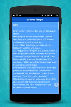 Leicht Sommer Rezepte screenshot 4