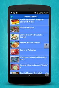 Leicht Sommer Rezepte screenshot 5