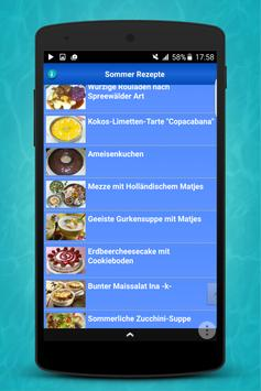 Leicht Sommer Rezepte screenshot 6