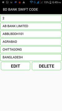 Ab bank swift code