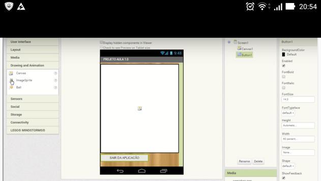 Tutoriais App Inventor apk screenshot