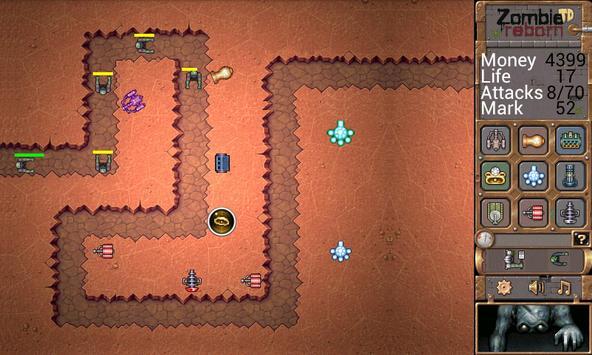 Zombie Defense apk screenshot