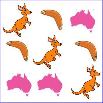 Australian Match Game apk screenshot