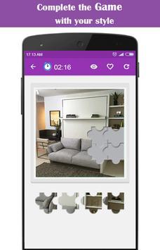 Bed Furniture Design apk screenshot
