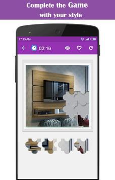 TV Shelves Design apk screenshot