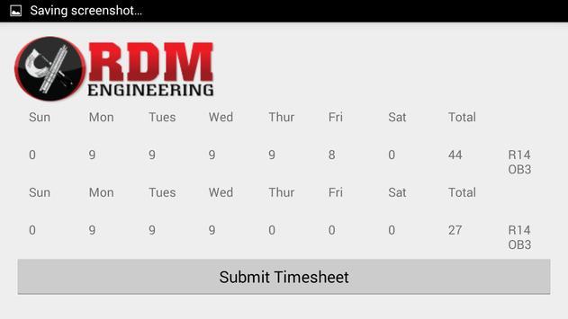RDMTime apk screenshot