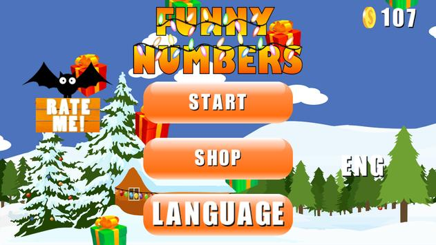 Funny Numbers HD screenshot 2